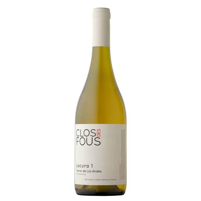 2015 Clos Des Fous 'Locura 1' Alto Cachapoal Chardonnay - kupi online