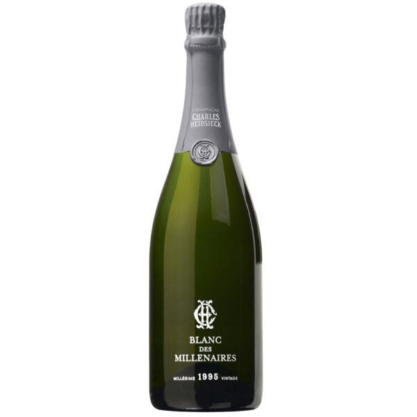 1995 Charles Heidsieck Blanc des Millénaires Champagne - kupi online