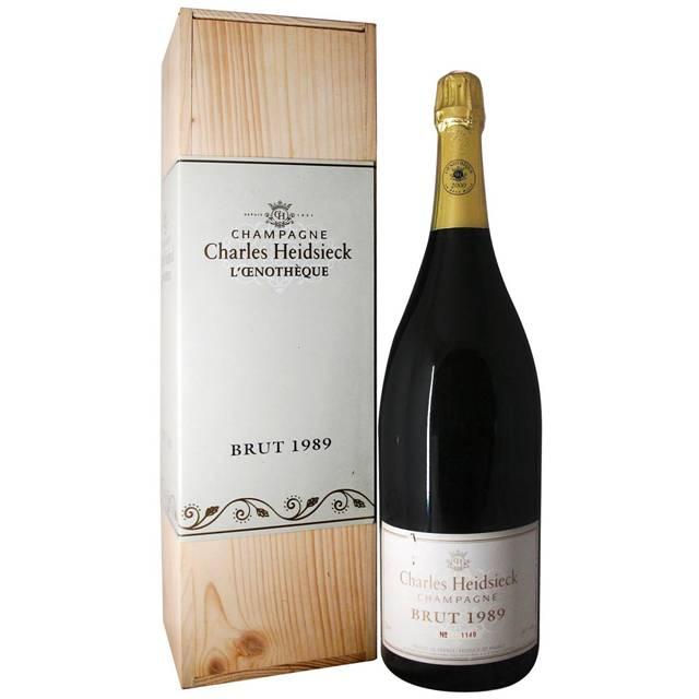1989 Charles Heidsieck Brut Millésime Oenothèque 3.0L, Champagne - kupi online