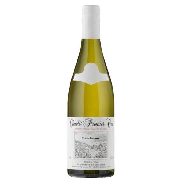2018 Domaine Corinne Perchaud Chablis 1er Cru 'Fourchaume' Bourgogne - kupi online