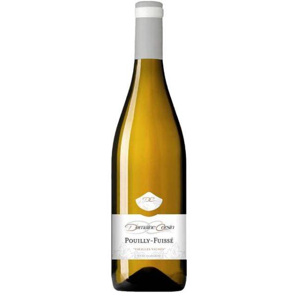 2017 Domaine Corsin Pouilly-Fuissé Vieilles Vignes Bourgogne - kupi online