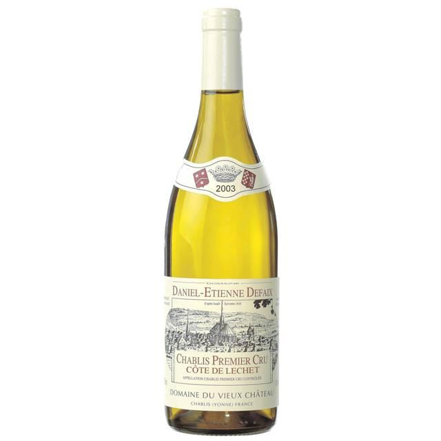 2005 Domaine Daniel-Etienne Defaix, Bourgogne Chablis 1er Cru `Côte de Léchet` - kupi on line