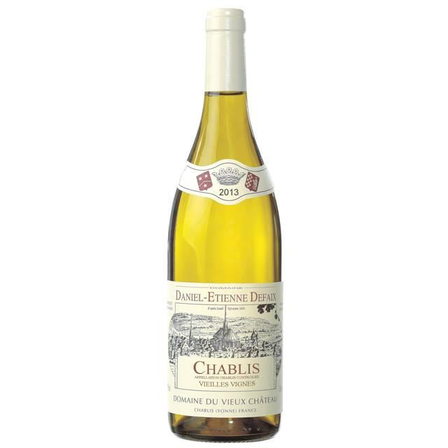 2014 Domaine Daniel-Etienne Defaix, Bourgogne Chablis Vieilles Vignes - kupi online