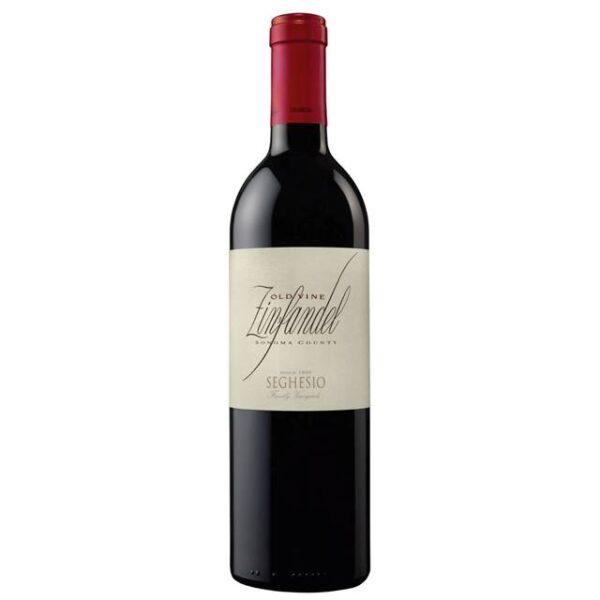 2013 Seghesio 'Old Vine' Zinfandel California - kupi online