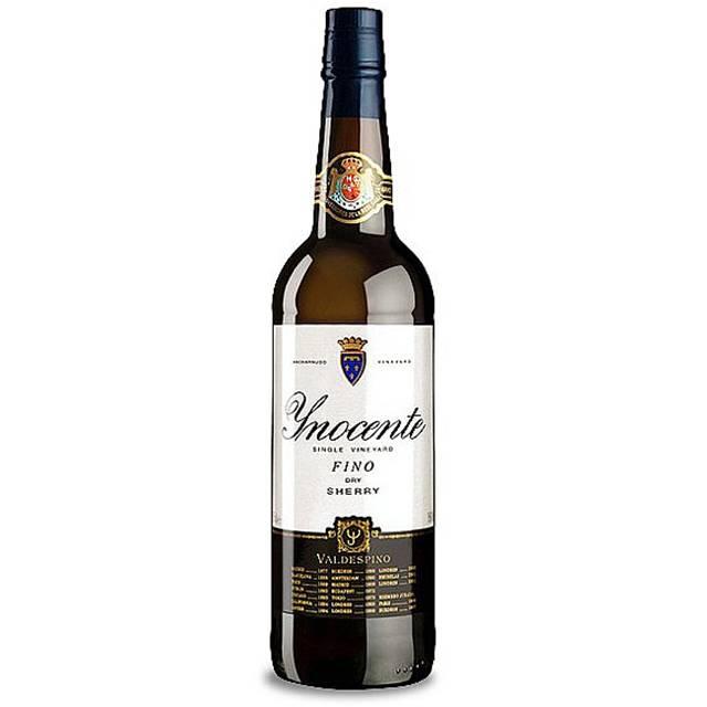 NV Valdespino Fino `Inocente` Pago de Macharnudo Sherry, Jerez, Andalucia 0,375L - kupi online