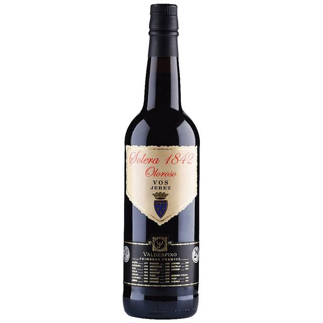 NV Valdespino Oloroso 'Solera 1842' VOS Sherry, Jerez, Andalucia 0,375L - kupi online