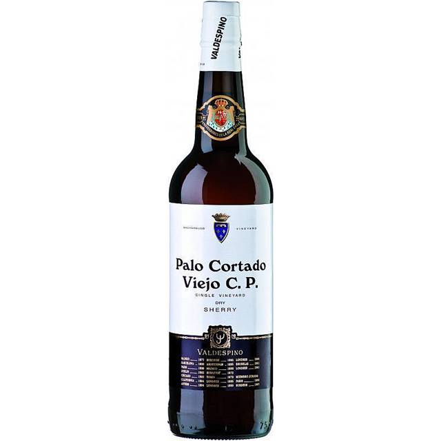 NV Valdespino Palo Cortado `Viejo C.P.` Sherry, Jerez, Andalucia - kupi online